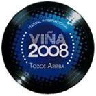 Festival de Viña del Mar 2008 (Chile)